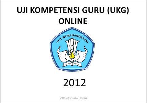 Simulasi Soal UKG Online