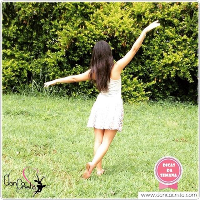 Foto de Milene Oliveira, bailarina no artigo: Dicas de etiqueta para ministros de dança 2