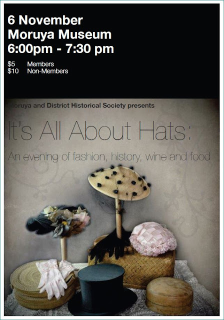 Hat poster