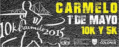 10k Carmelo (Colonia, 01/may/2015)