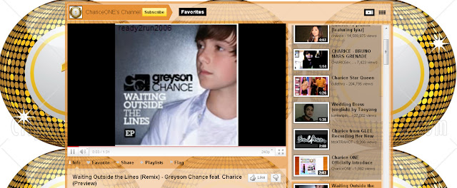 greyson chance waiting outside lines. Greyson Chance feat.