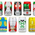 Soft Drinks Kamen Rider & Ultraman Hit di Jepang