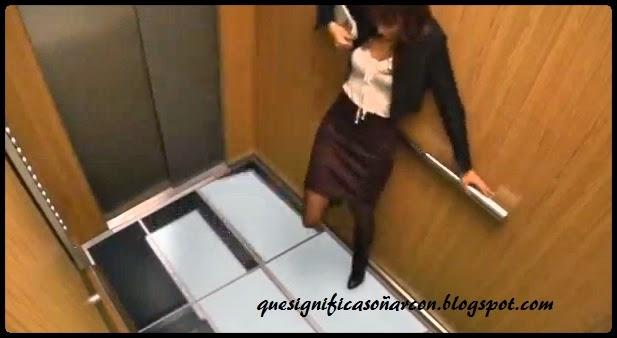 por que se cae un ascensor en sueños