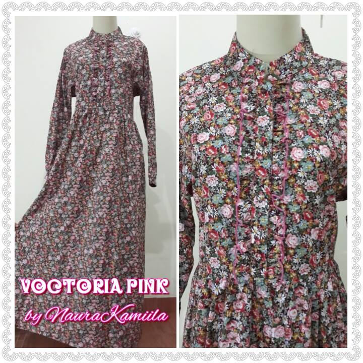 Your Choice For Hijab Syar 39 I Victoria Pink