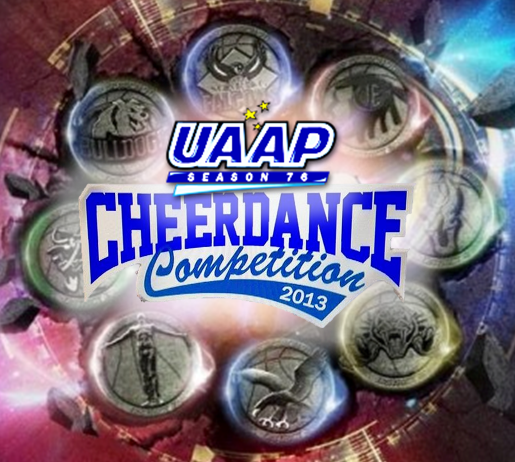 UAAP Cheerdance Competition 2013 Live on September 15