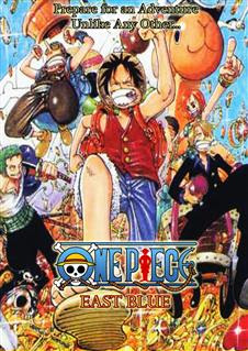 one piece  east blue poster by soundestguitar d4rktxf%2B%2528Custom%2529 Download   One Piece   Skypiea Completo