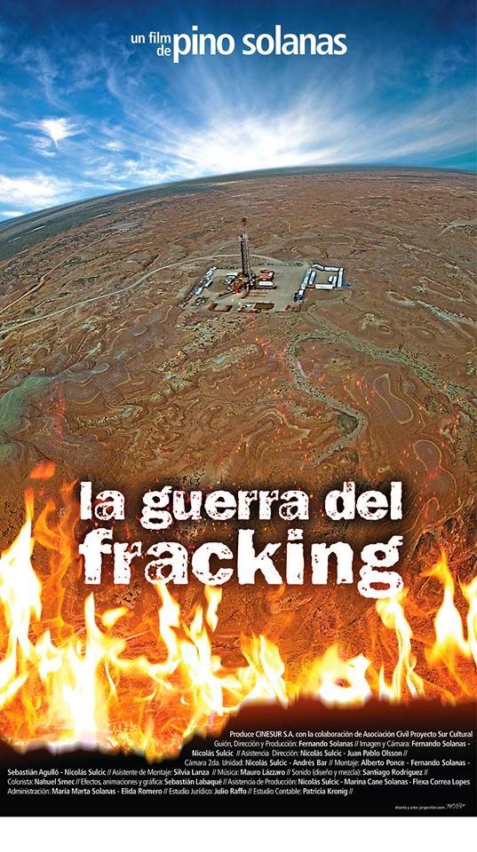 La guerra del fracking (2013) Online