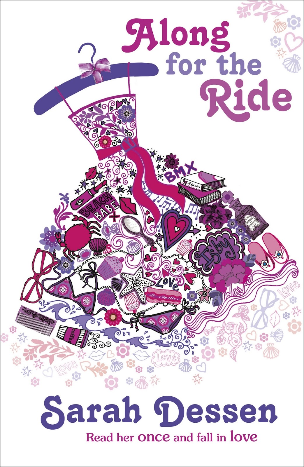 a review of the book along for the ride by sarah dessen