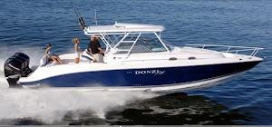Donzi yacht cancun