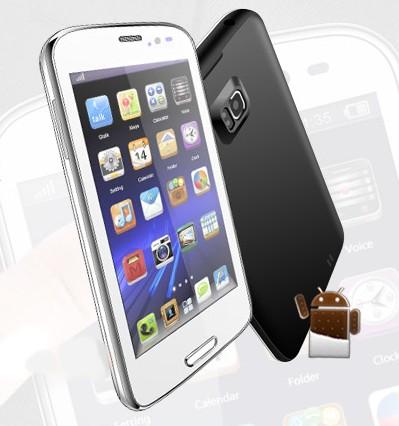 Advan Vandroid S5 - WiFi Series dan 3.5G