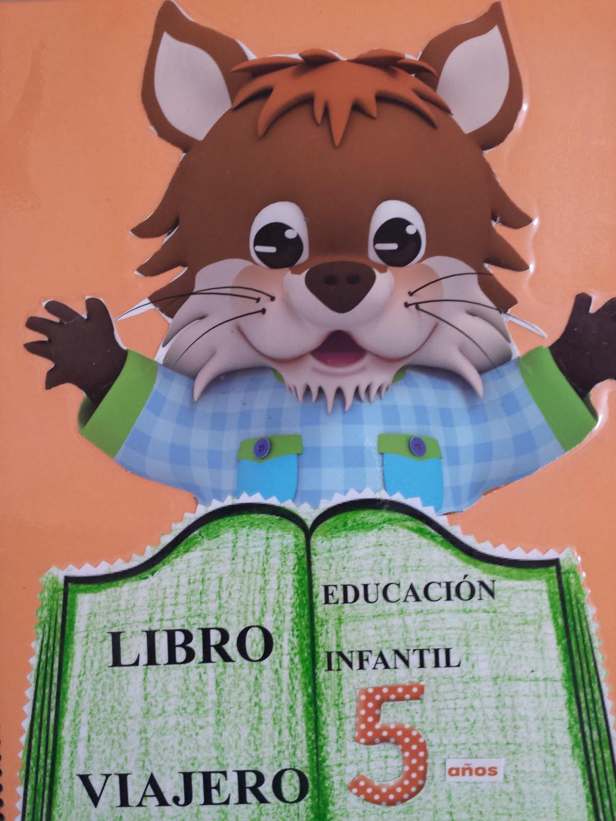 """LIBRO VIAJERO 5 AÑOS """"POQUÉ"""""""