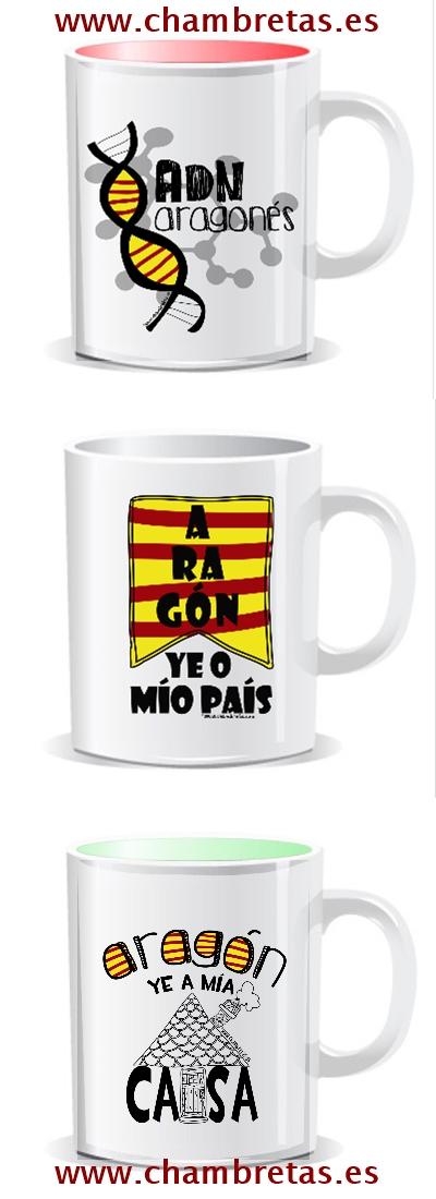 Merchandising en aragonés