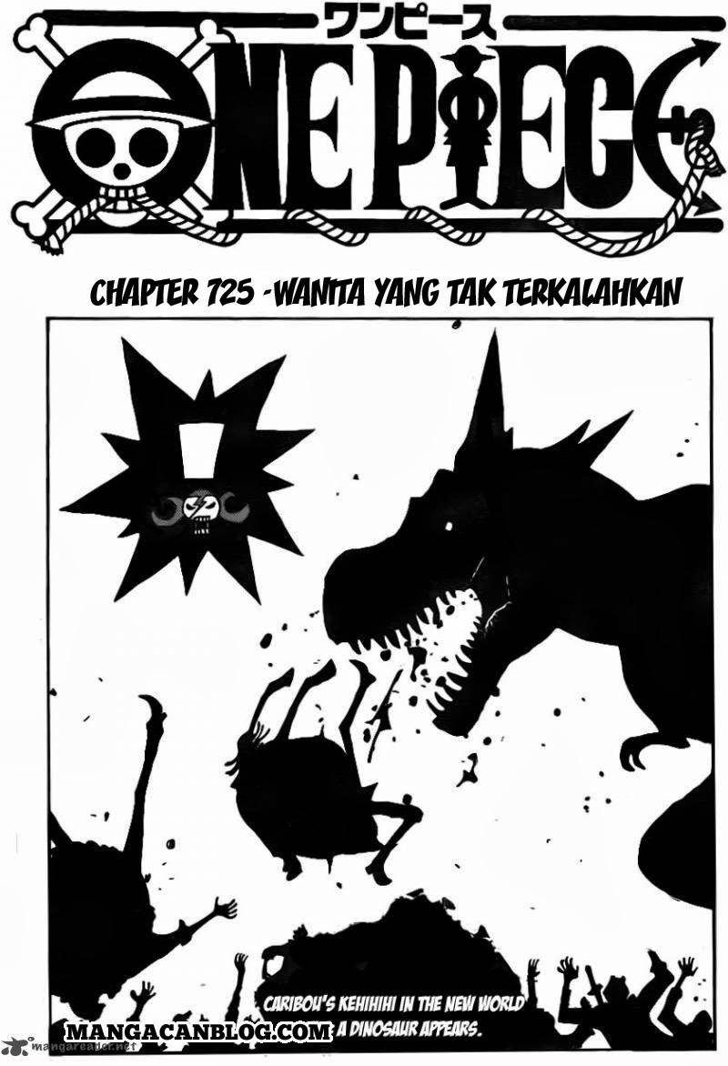 Dilarang COPAS - situs resmi www.mangacanblog.com - Komik one piece 725 - wanita yang tak terkalahkan 726 Indonesia one piece 725 - wanita yang tak terkalahkan Terbaru 1|Baca Manga Komik Indonesia|Mangacan