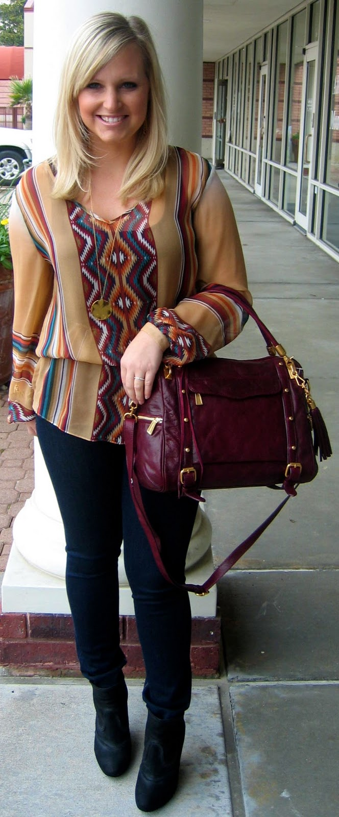 French Cuff Boutique: Outfit of the Day in Haute Hippie and Rebecca