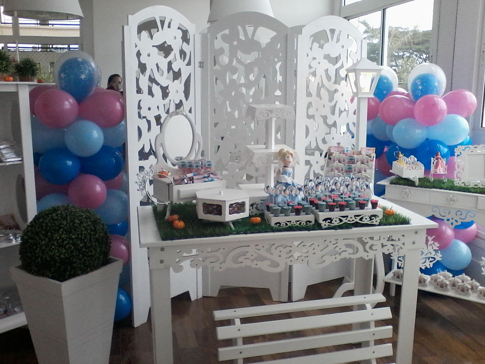 festa jardim da clarilu : festa jardim da clarilu:abá Festas: Decoração provençal Cinderela