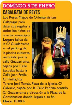 Nosolometro cabalgata de reyes magos 2014 en galapagar for Piscina cubierta galapagar
