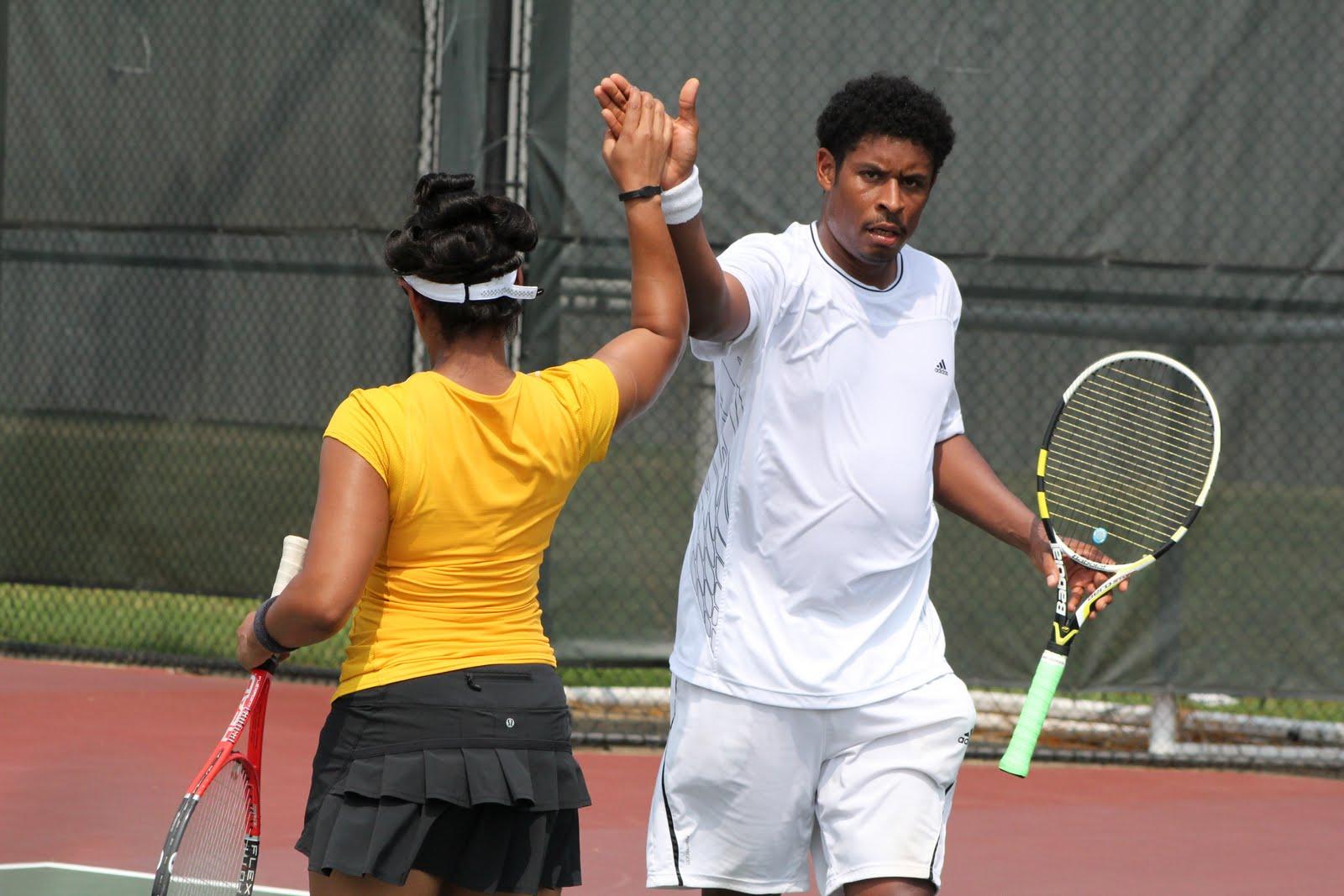 Kelyn's Tennis Blog: Mid-Atlantic Mixed Doubles Sectional Teams