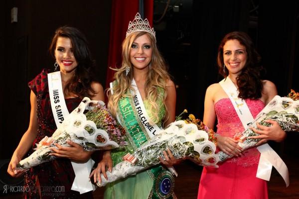 Miss Brazil Latina 2012 Julia Guerra