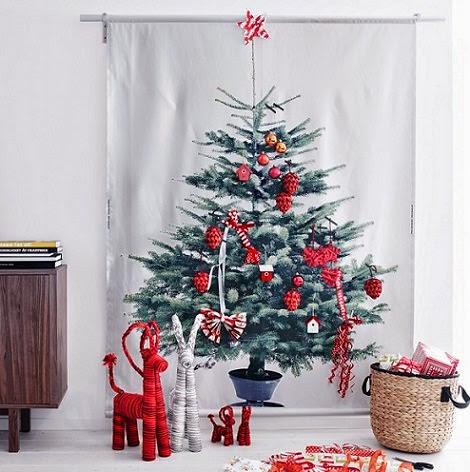 Decoraci n f cil ya esta aqui el avance ikea navidades - Luces decorativas ikea ...