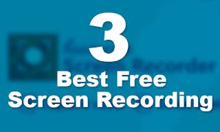 Best 3 Free Screen Recording For Windows 2015 ICECream Screen Capture , Camstudio , Jing