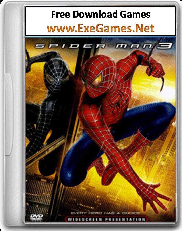 download spiderman 3 game full version for pc setup