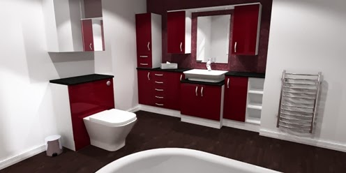 Types Of Bathroom Furniture