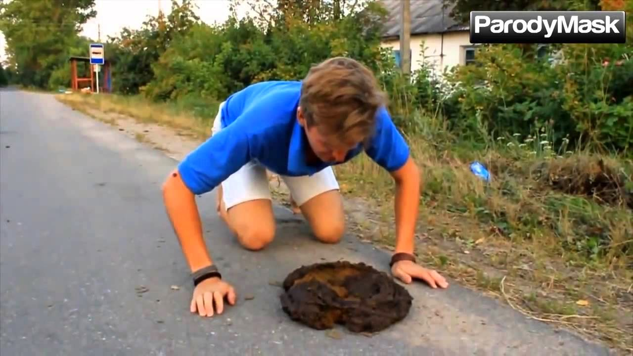 Idiots Do The Stupidest Things In Russia