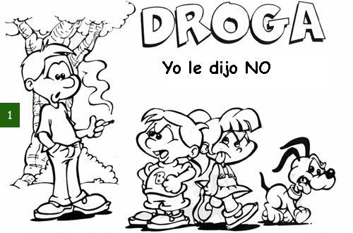 """Mi Escuela Divertida: Prevención sobre las Drogas """"Imágenes para"""
