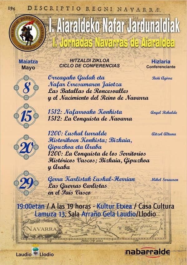 JORNADAS NAVARRAS DE AIARALDEA
