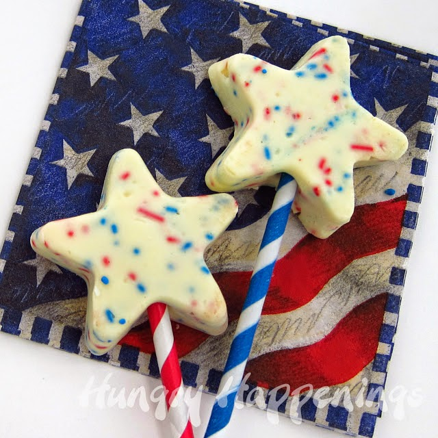 Patriotic Desserts for the Fourth of July