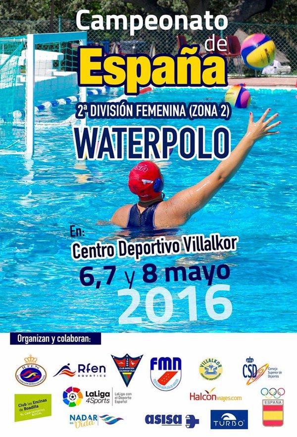 Camp.de España 2.ª Div. Fem. 2016