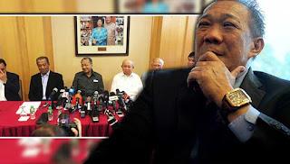Bung Mokhtar akui serangan enam tokoh lemahkan UMNO/BN