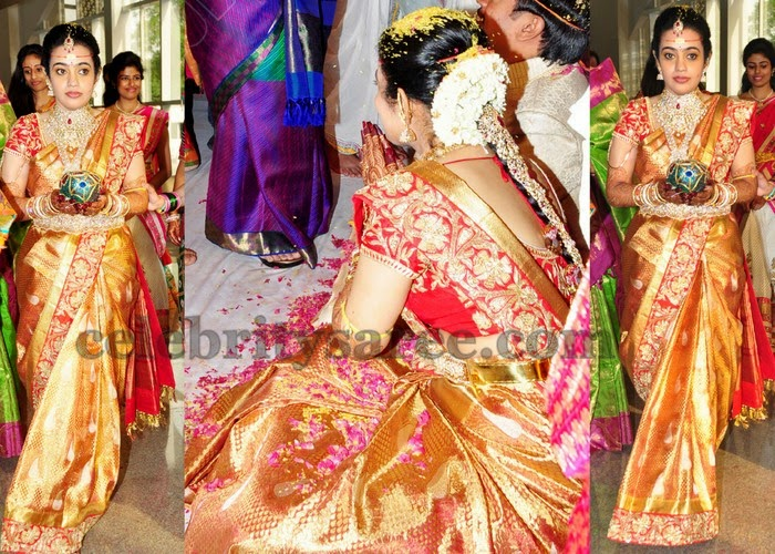 Mohana Krishna Daughter Wedding