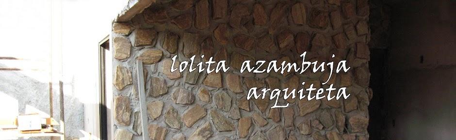Lolita Azambuja - Arquiteta