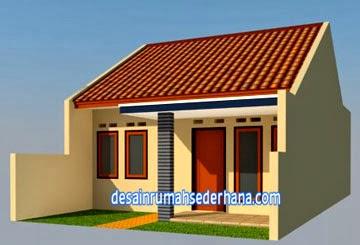 desain rumah sederhana minimalis type 45 72 2 kamar tidur