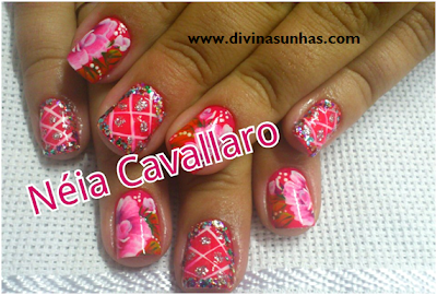 10 FOTOS DE UNHAS DECORADAS COM NEIA CAVALLARO3