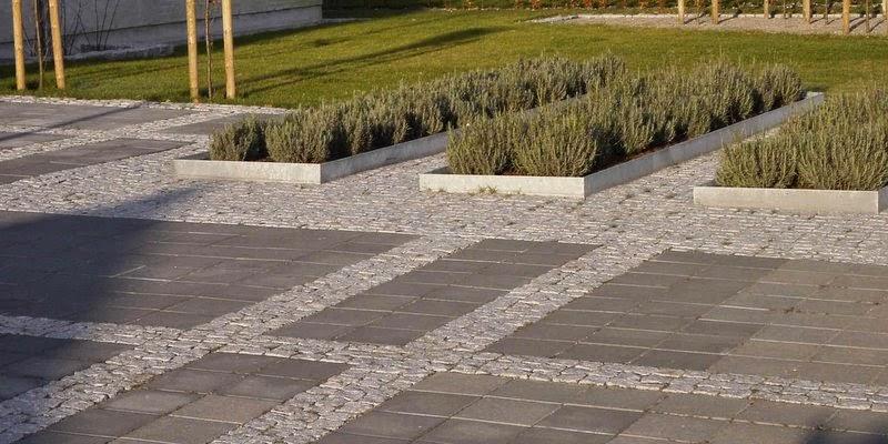Havefolket: indret haven med sten og fliser
