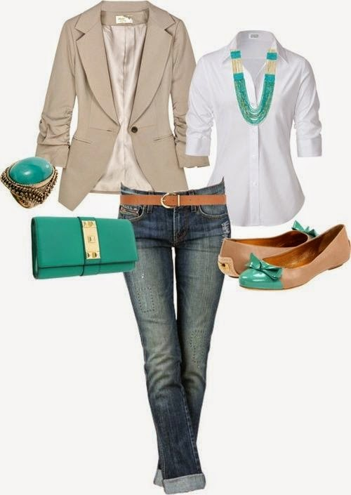 Spring outfit  See more http://worldcutefashion.blogspot.com/