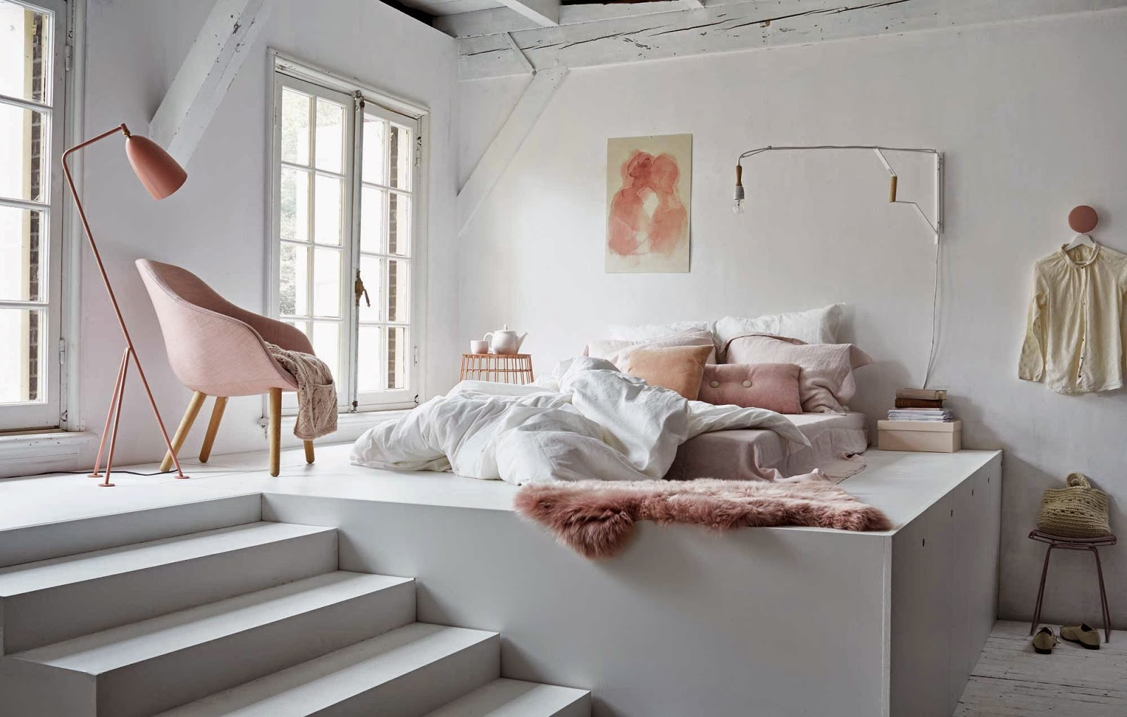 Tumblr Slaapkamer : Pastel Bedroom Design Ideas