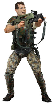 NECA Aliens Series 1 Private Hudson Figure - Official Image