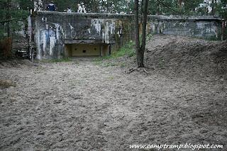 Bunkier II Regelbau 514 - Dąbrowiecka Góra