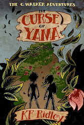 THE CURSE OF YAMA....Available on Amazon