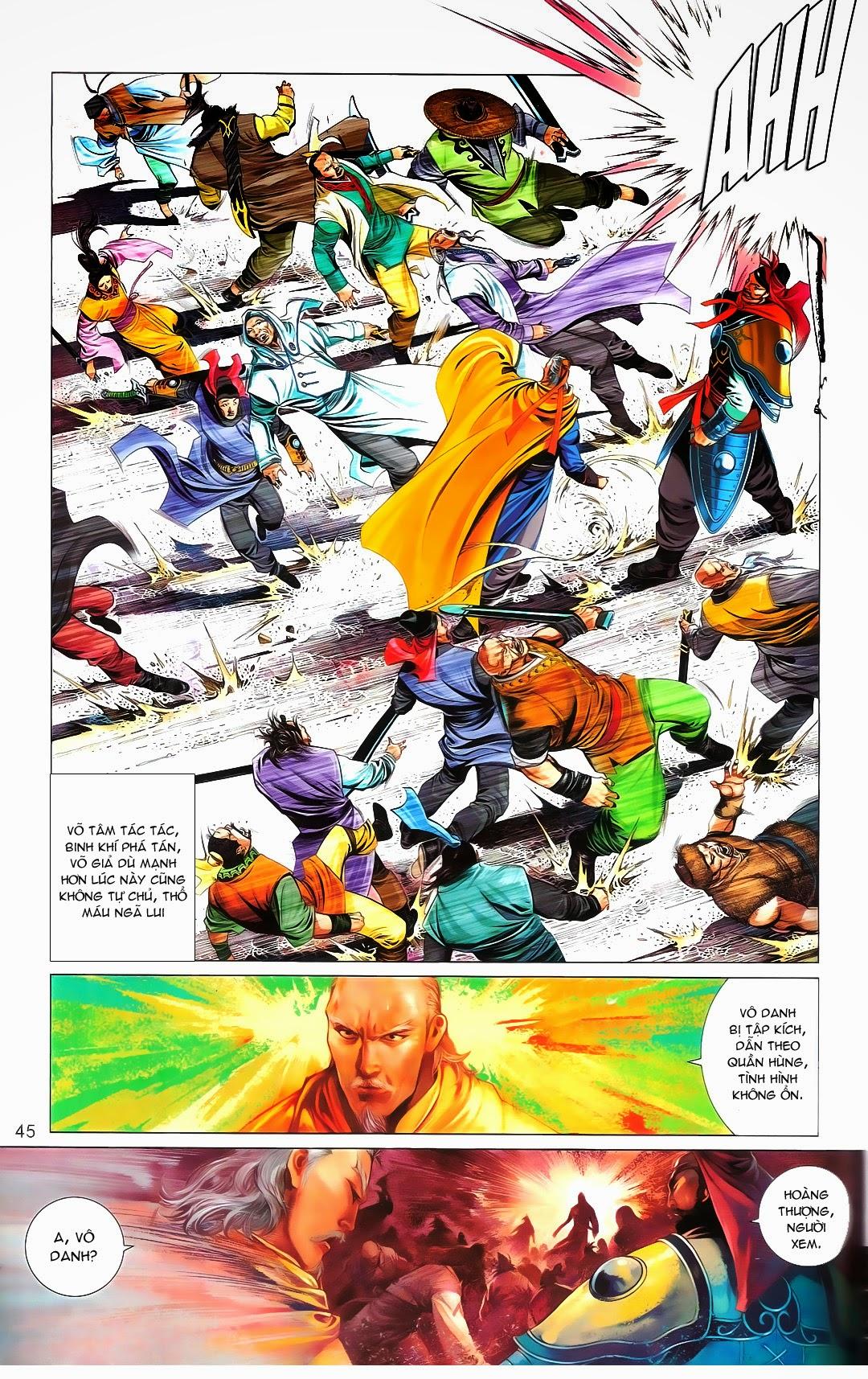 Phong Vân chap 667 Trang 47 - Mangak.info