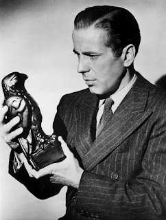 as Sam Spade in the Maltese Falcon (1941)