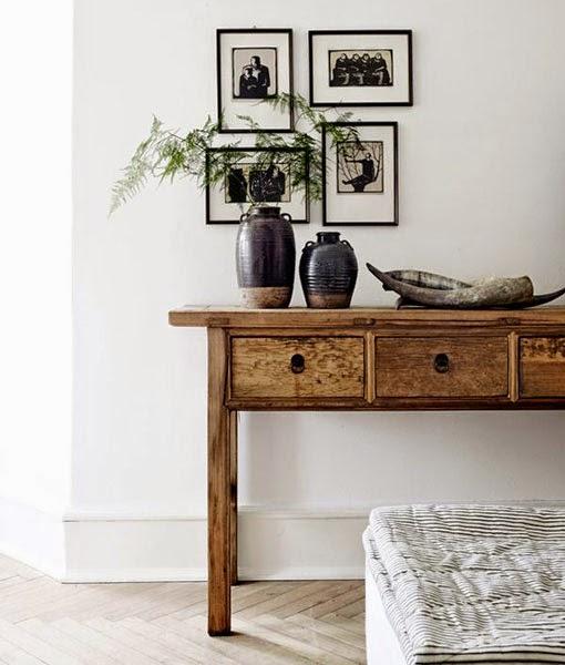 El blog de original house muebles y decoraci n de estilo - Decorar en blanco y madera ...