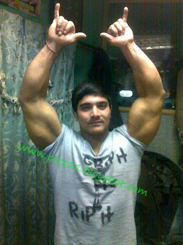 Pakistani Body Builders