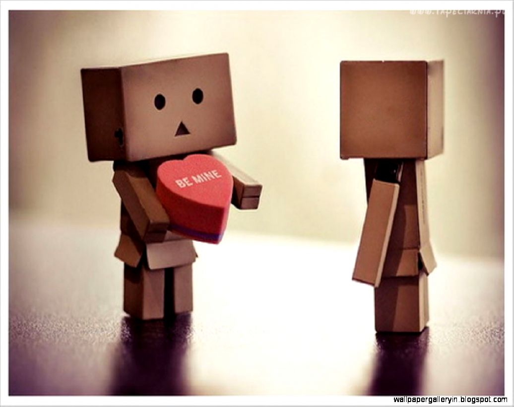 Danbo Love New Hd Wallpaper  High Definitions Wallpapers
