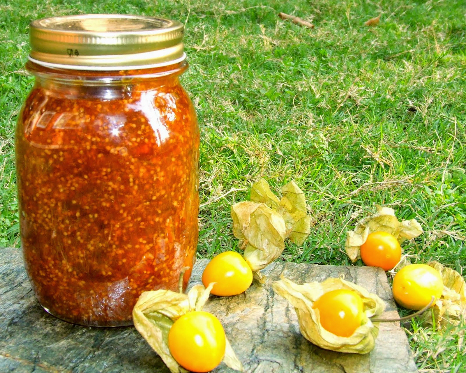 Cape Gooseberry Jam