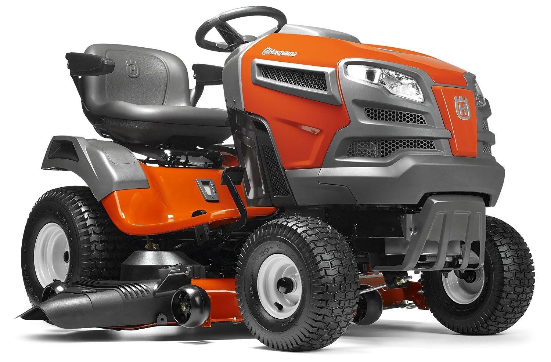 Riding Lawn Mower Tractor : Home garden more husqvarna yth v hp yard