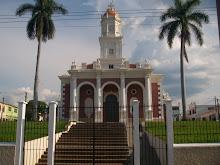 Iglesia El Carmen, ciudad de Santa Ana, El Salvador.